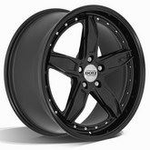 DOTZ SP5 black edt. 8x18 5x114,3 ET34  alufelni