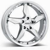 DOTZ Touge blaze ball polishing 8x19 5x120 ET35  alufelni